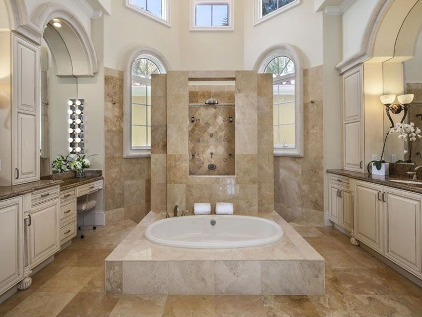 65 Luxury Bathtubs Beautiful Pictures Bathroom Designs