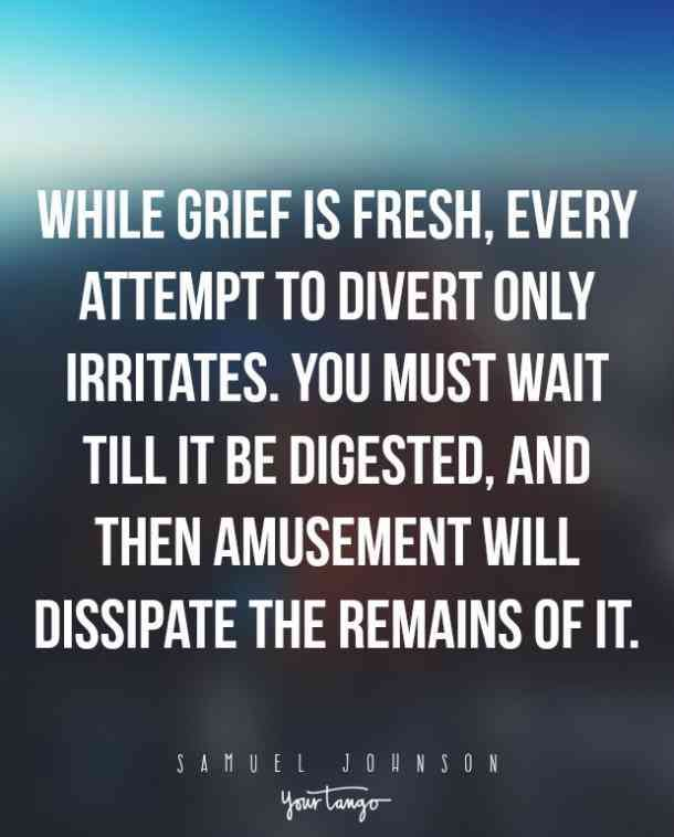 27 Quotes To Help You Heal From Grief After Losing Your ...