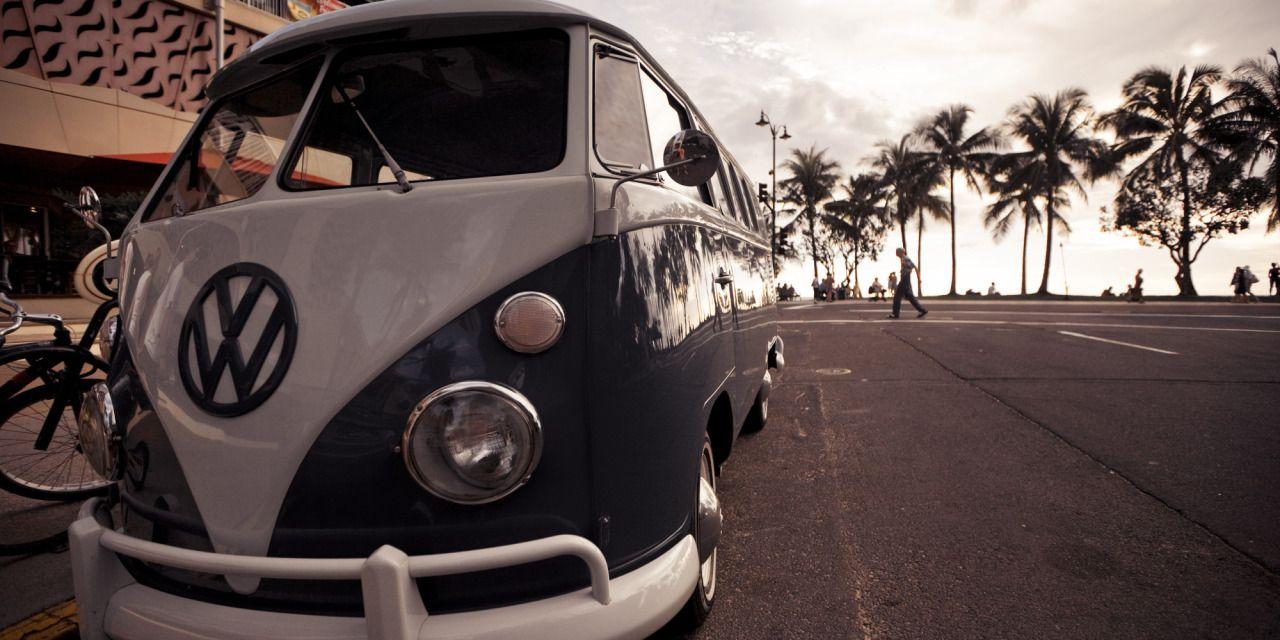 Volkswagen Combi Retro Wallpaper 4223 Wallpaper Themes Vw