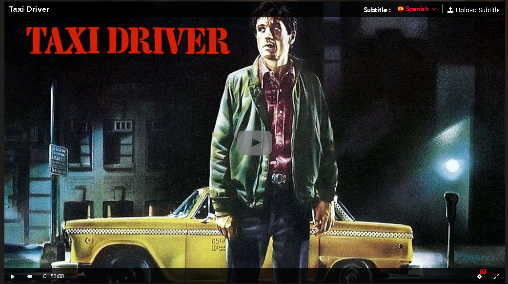 [HD] Taxi Driver 1976 Pelicula Completa En Español Gratis