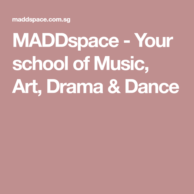 MADDspace - Your school of Music bedf74e044a94