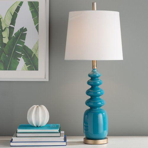 "found it at wayfair  paula 32"" table lamp  lamp table"
