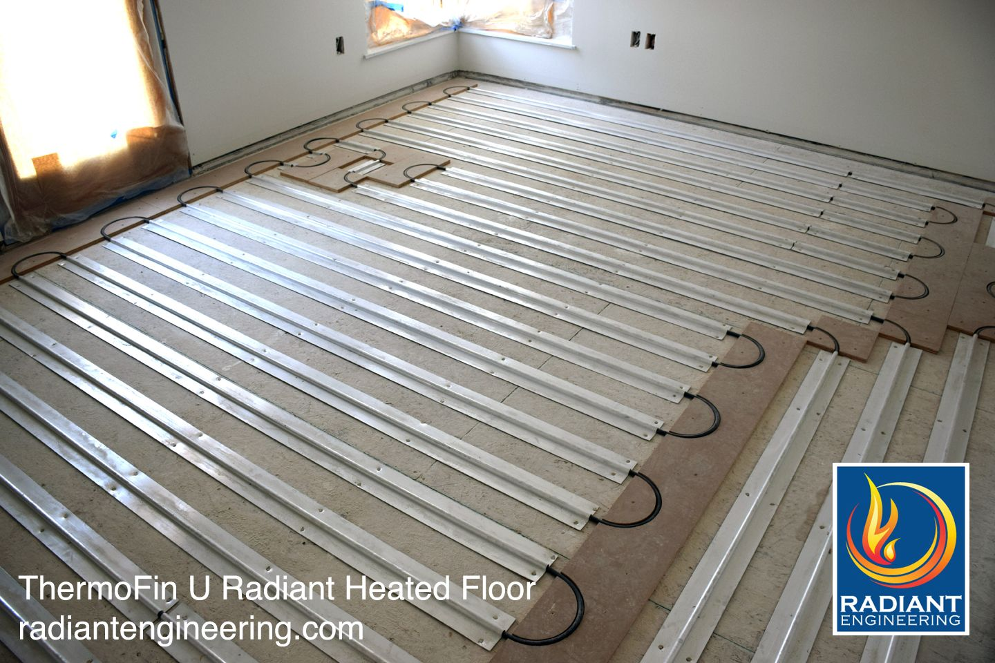 Pin By Radiant Design Supply Inc On Thermofin Radiant Heat Radiant Floor Heating Radiant Heating System