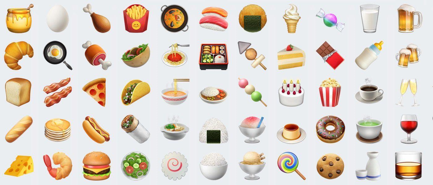 Ios 102 Emoji First Look Shrug Fingers Crossed Face Palm