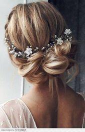 Light Hairstyles For Wedding - Wedding Dresses - Wedding Hairstyles - Interior ... -  Wedding Light Hairstyles – Wedding Dresses – Wedding Hairstyles – Home Decor – Diamond Mode - #dresses #fashionhairstyles #formalhairstyles #hairstyles #hairstylescurly #headbandhairstyleswedding #interior #light #Wedding