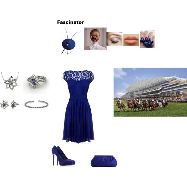 """Royal Ascot"" by sammisweets143 on Polyvore"