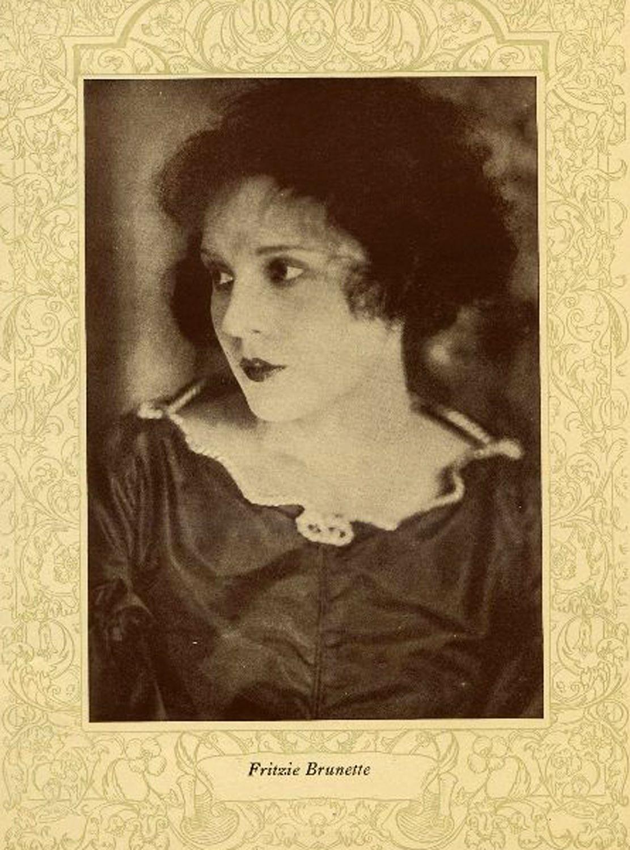Fritzi Brunette