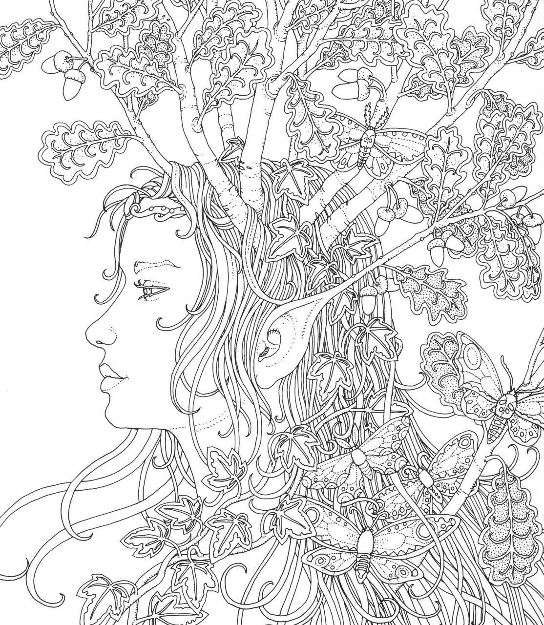 Pin By Lorna Belle Harty On Kleurplaten In 2020 Fairy Coloring Pages Coloring Pages Coloring Books