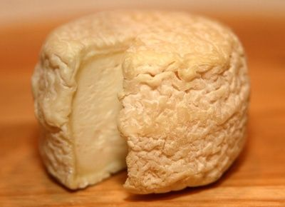 Crottin de Chavignol (France) semi-soft, creamy and nutty