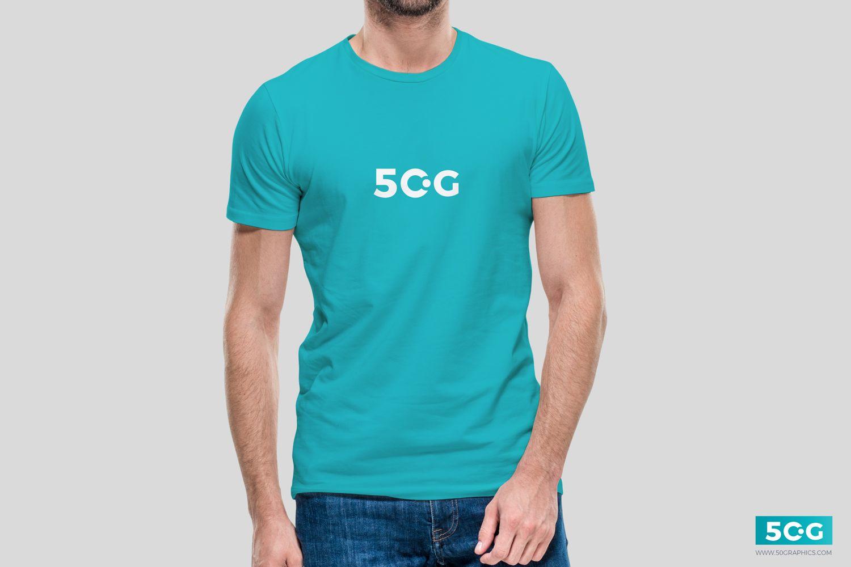 Download Free Young Man Wearing T Shirt Mockup Psd Shirt Mockup Free Shirts Mens Tshirts