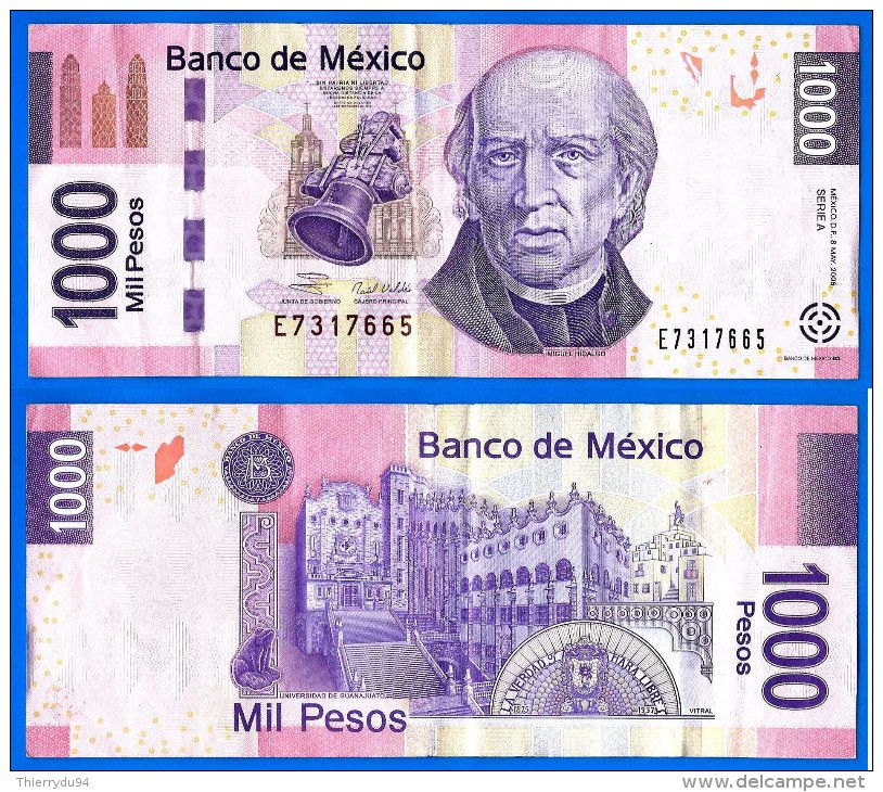 Mexico UNC 2014 Pick 125-New 200 Pesos