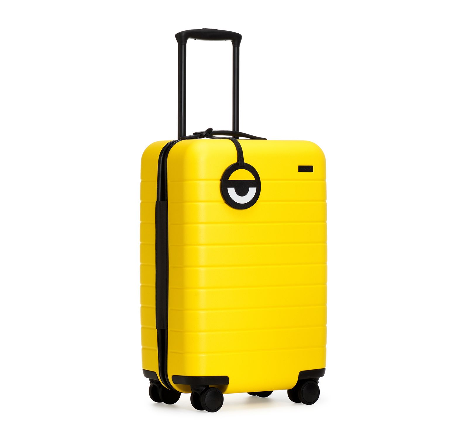Away Travel Suitcase apparently the best has a USB