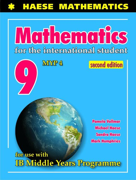 Mathematics IB 9 MYP 4 | MYP Mathematics | Mathematics, Math
