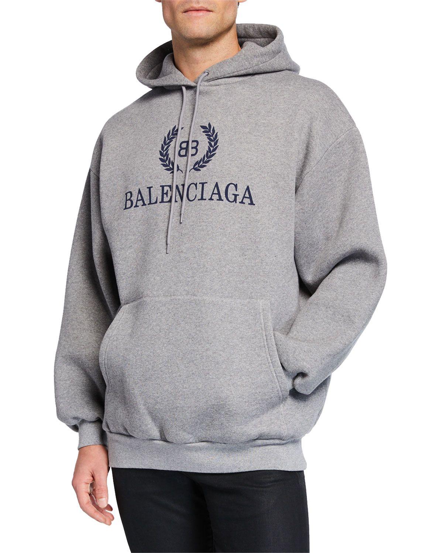 Hoodies, Balenciaga mens, Pullover