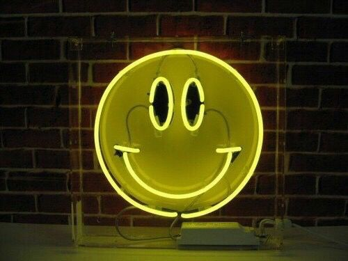 Smiley Girl Wallpaper Smiley Face Led Sign Led Signs Amp Light Art Pinterest