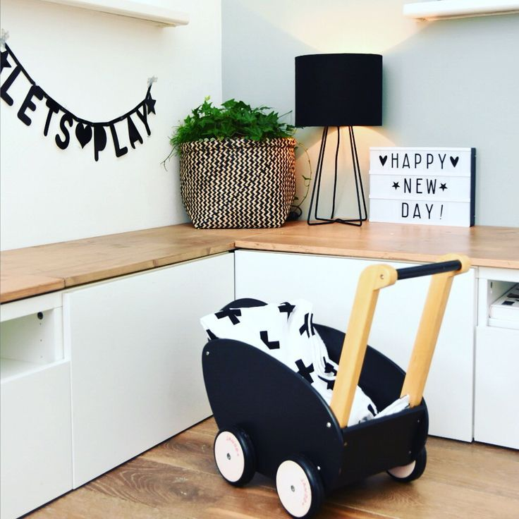 Speelhoek in de woonkamer   Huis   Pinterest   Kinderzimmer und Deko