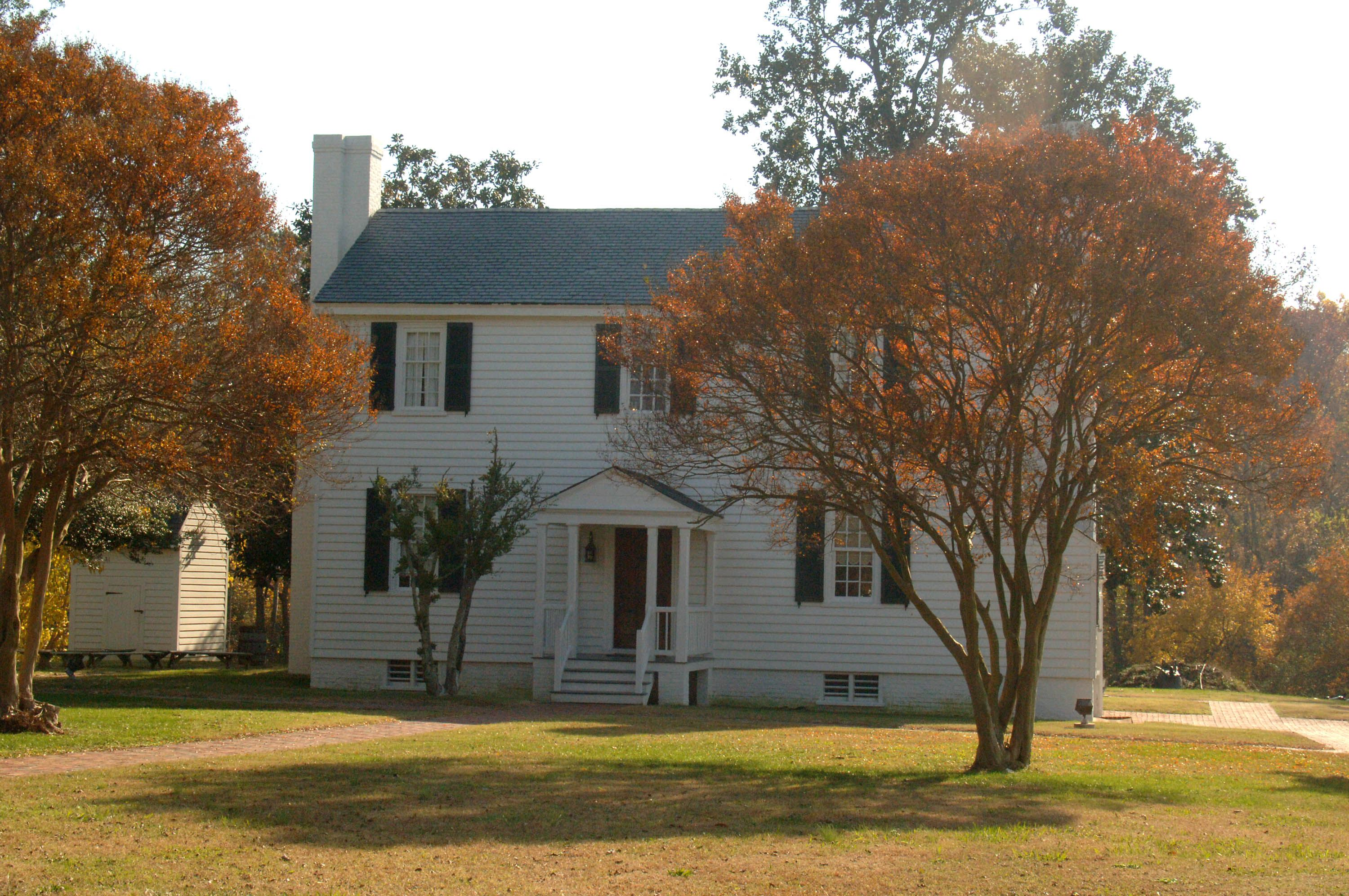 Endview Plantation is a 17th century plantation which is