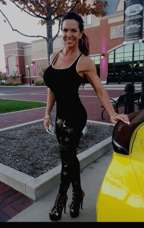 Linda Steele Fitness Models Fitness Bikini Models