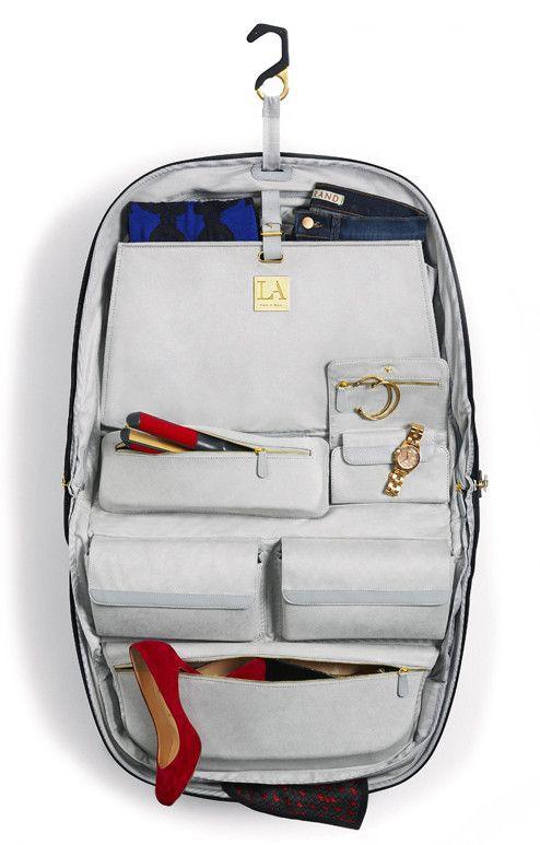 LAMOVE Mobile Closet Suitcase   This Is Amazing!