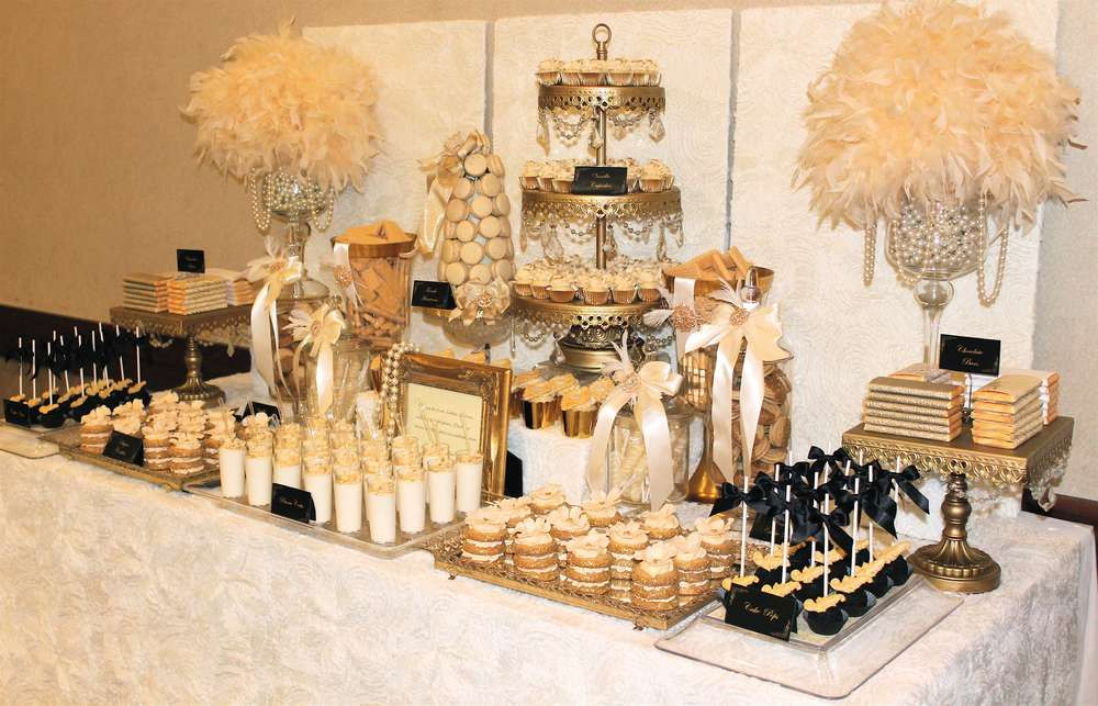 Old Hollywood Glam Wedding Party Ideas Photo 1 Of 16 Hollywood