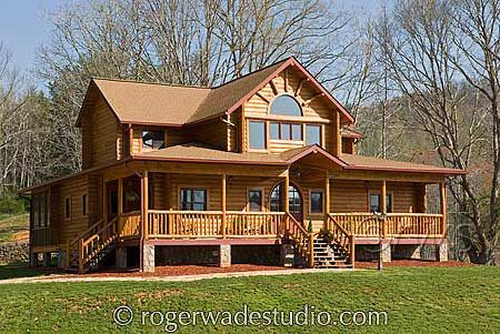 Log Home Designs | Cabin, Log cabins and Logs
