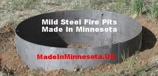 Made In Minnesota Fire Pit Liners Inserts Free Standing Pits Spark Screens Swing Away Grills Www Madeinminn Gazebo With Fire Pit Fire Pit Chairs Brick Fire Pit