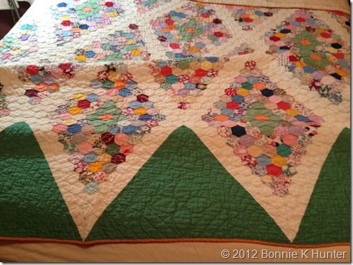quilt on Bonnie Hunter's site!  Great one.