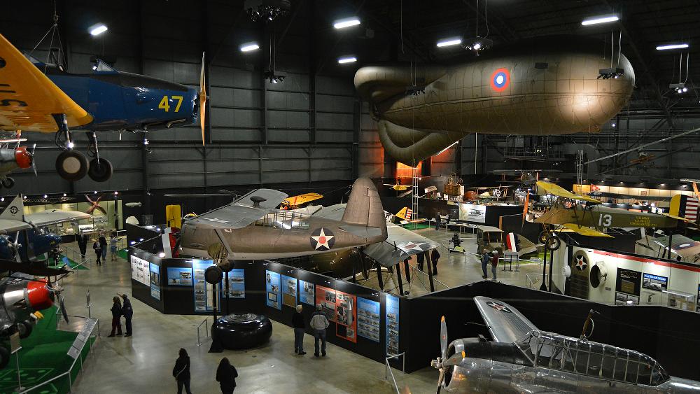 Air Force Museum near Dayton, Ohio Dayton, Aviation