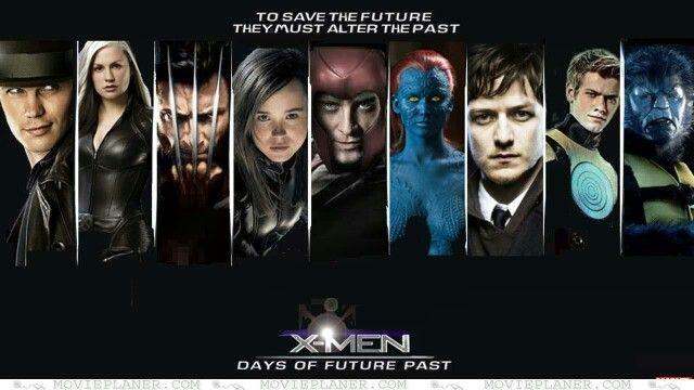 X-men days of futures past
