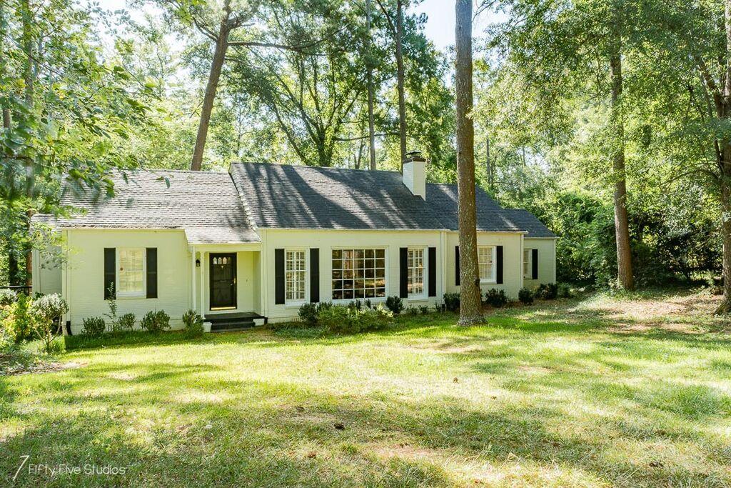 1767 Waverland Dr Macon Ga Coming Soon Historic Homes Outdoor