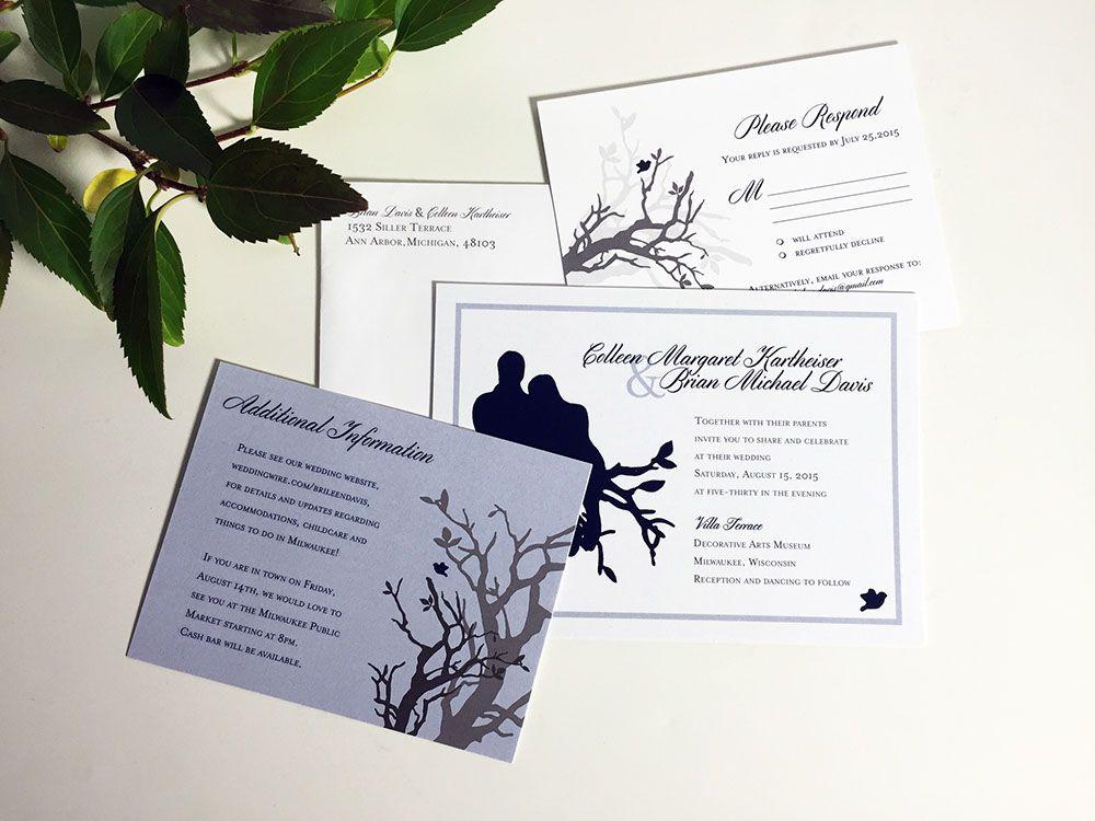 Brian Colleen Wedding Invitations Design Invitations