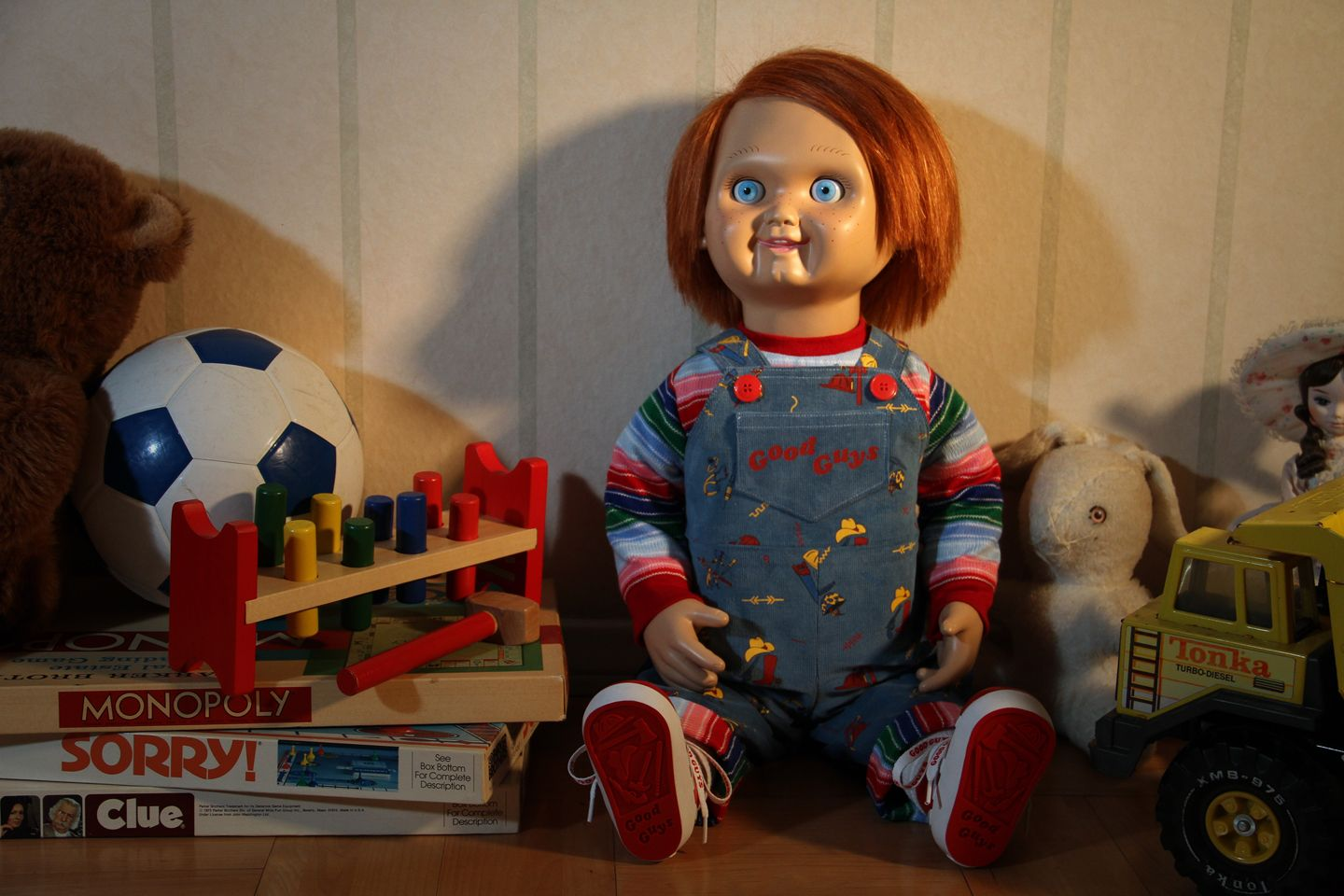 Good Guy Chucky Doll For Sale