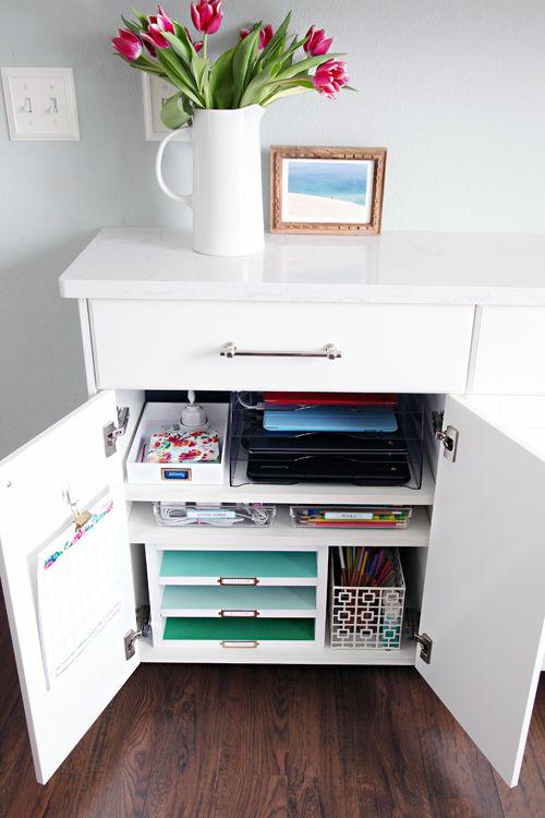 furniture station and desk computer secretary lid products with drop by charging liberty cabinet
