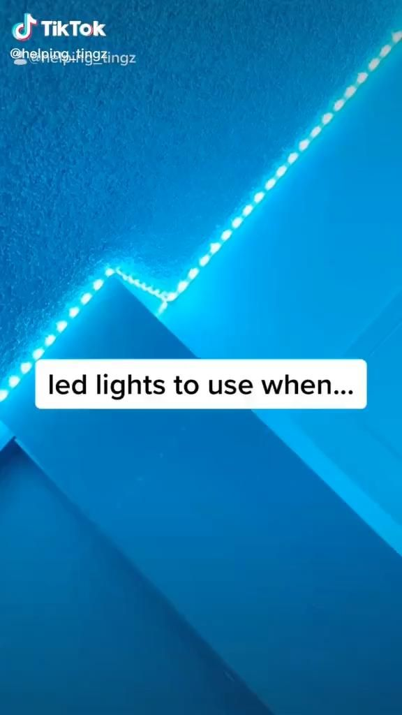led lights under cabinets