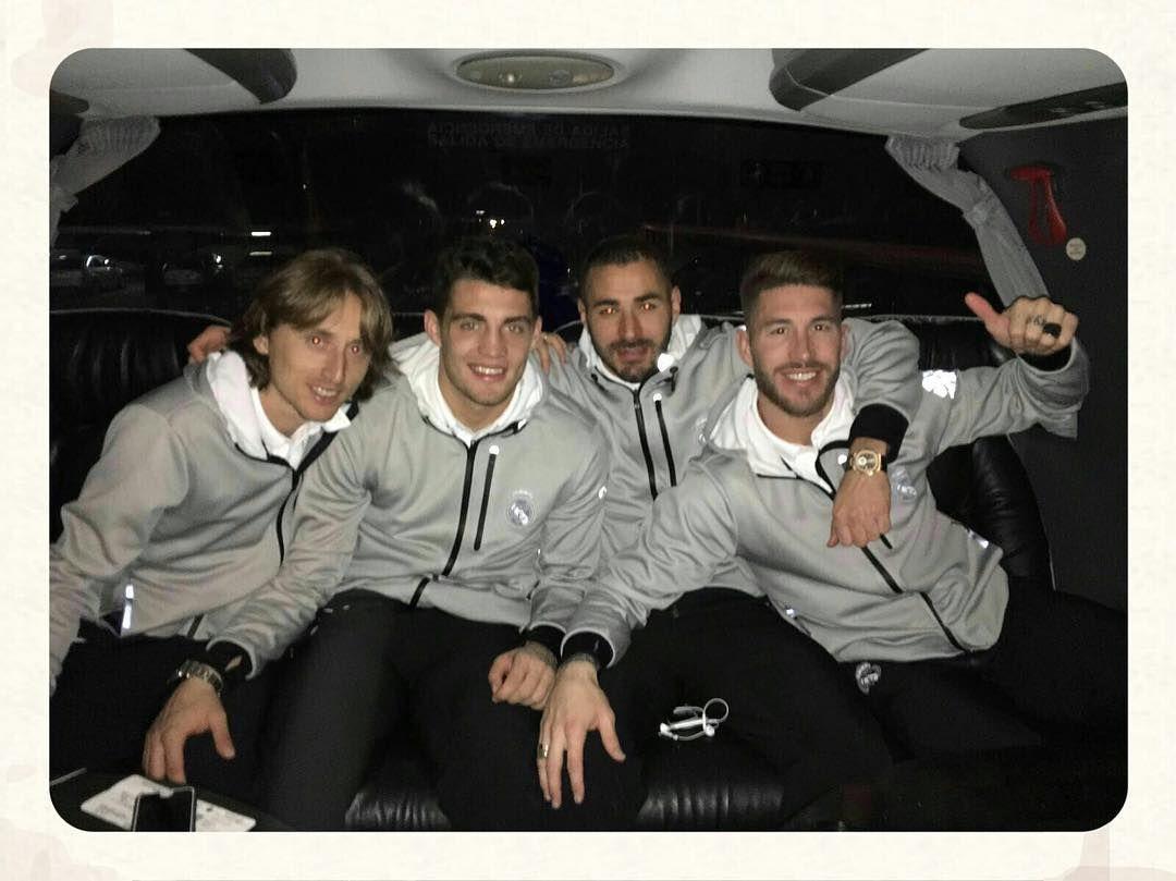 club de fansUna victoria más. Hala Madrid!! A seguir!!