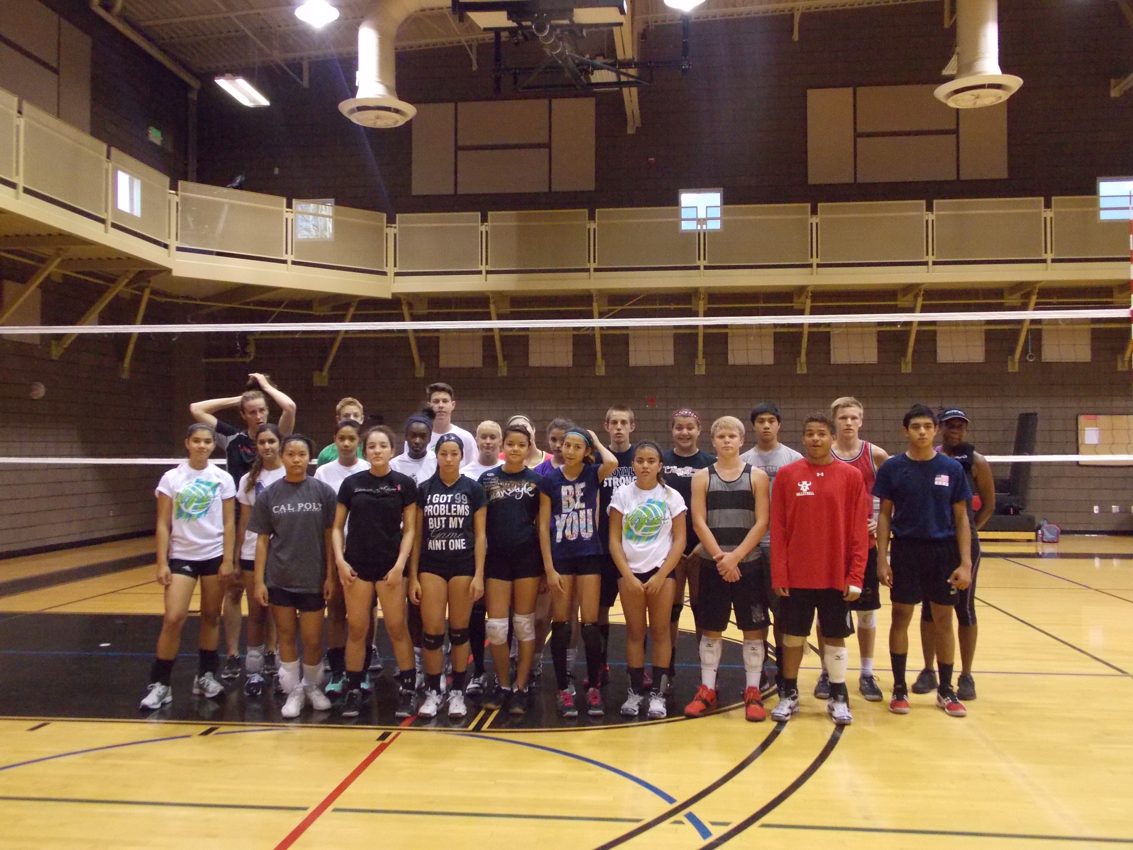 The Award Winning Las Vegas Boot Camp Volleyball Class Winter Schedule Coaching Volleyball Volleyball Training