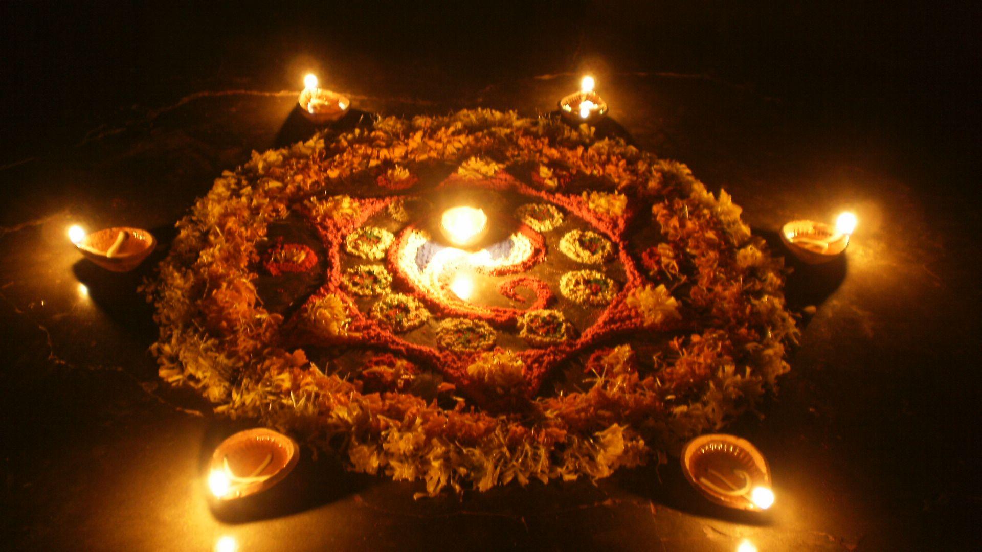 My Diwali Celebration