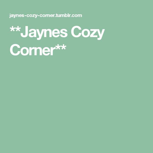 **Jaynes Cozy Corner**