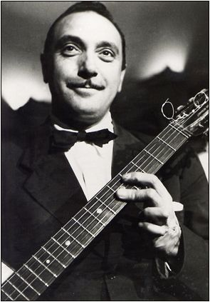 The Belgian Gypsy, DJANGO REINHARDT.