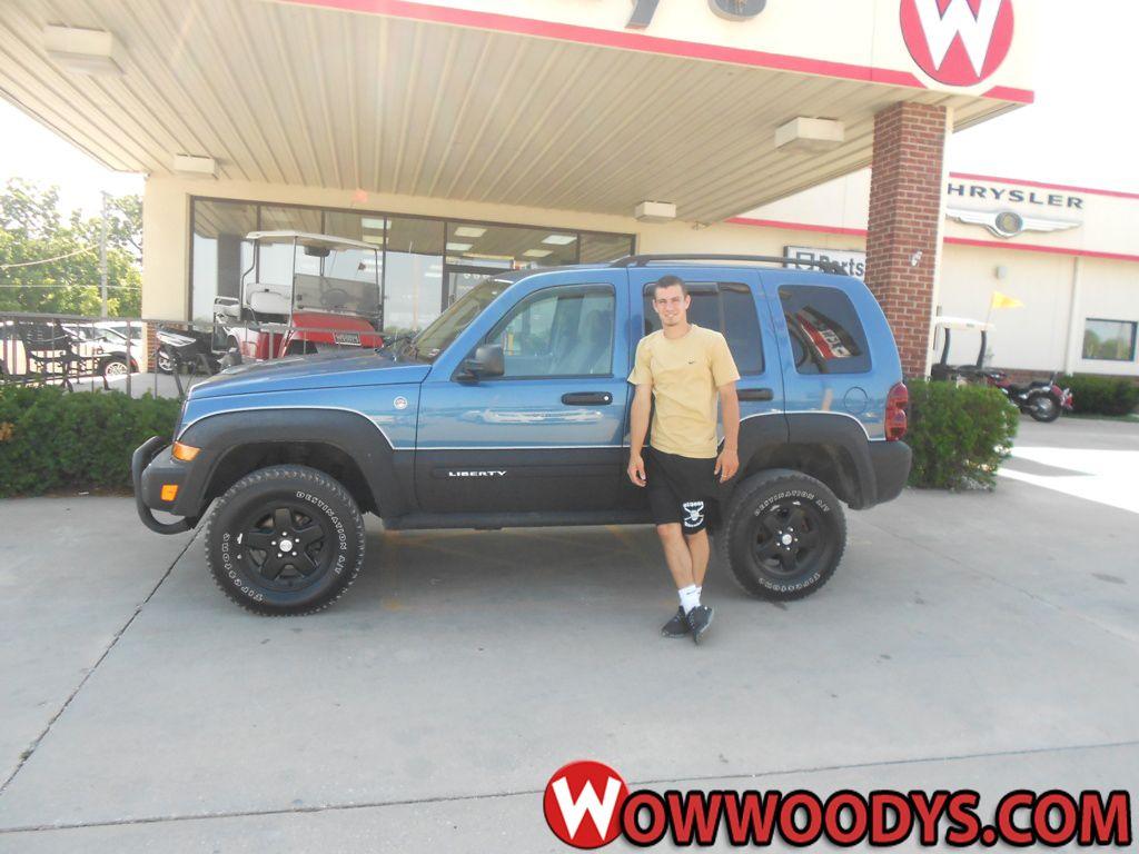 tj nigro from lees summit, missouri purchased this 2005 jeep