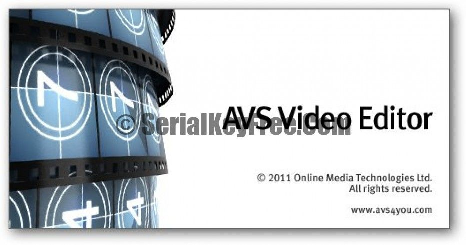 avs video editor 7.1 crack activation key free download