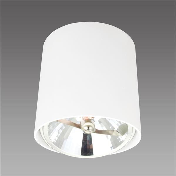 Natynkowa Spot Calda 1 Biała Lampy Sufitowe Do Salonu Do