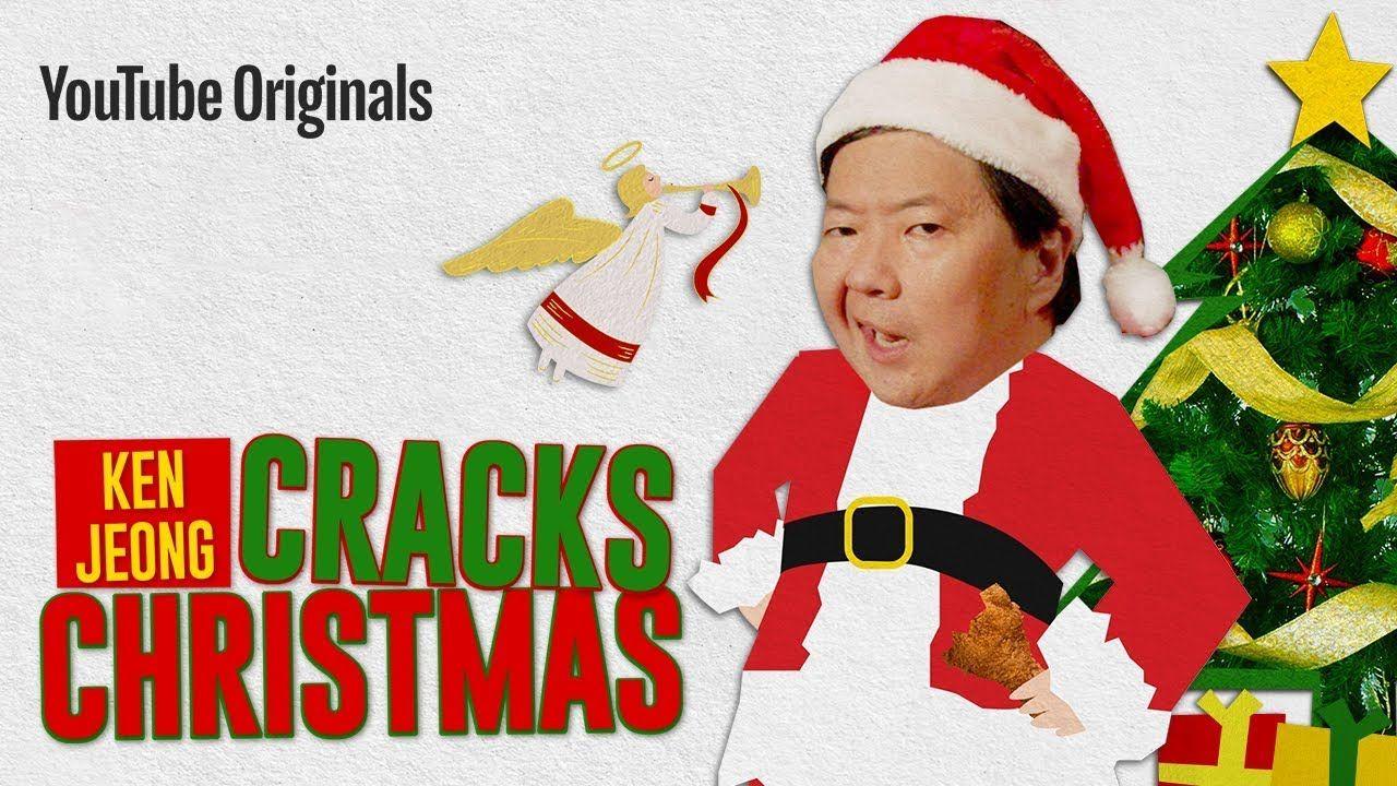 Ken Jeong Cracks Christmas Youtube Youtube Original Ken Jeong Christmas