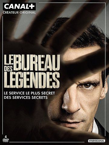 Le bureau des l gendes saison 2 for E bureau des legendes streaming