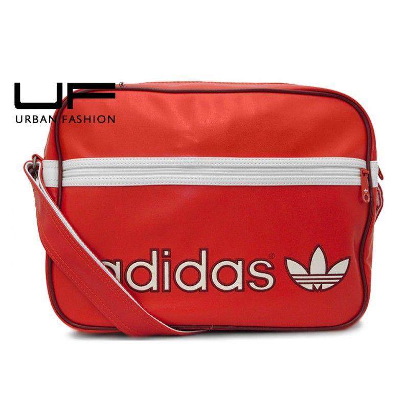 Probablemente pantalla levantar  Bolso Adidas Airline Bag Rojo | Bags, Adidas bags, Adidas