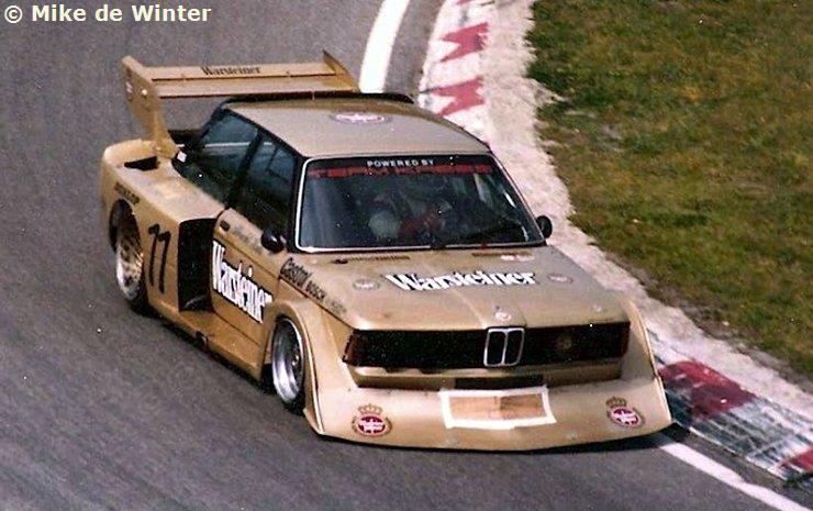 BMW 320 Turbo - Team Warsteiner | Cars | Bmw cars, Bmw e21 ...