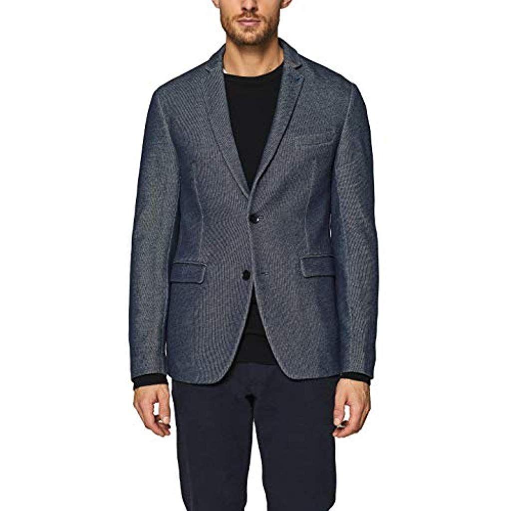 mode de luxe haute qualité prix de détail Esprit Veste De Costume Homme #vestesjaunes ...
