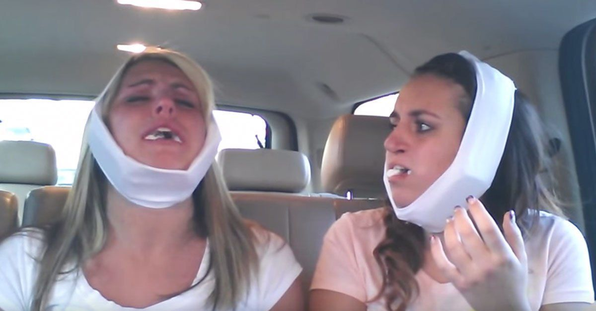 If you've ever gotten your wisdom teeth pulled before, you