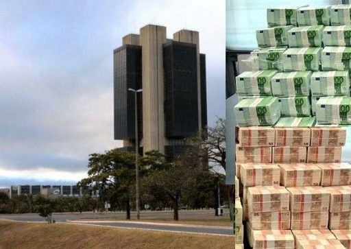 EM MANOBRA SUSPEITA, BANCO CENTRAL PERDE R$ 57 BILHÕES DO POVO BRASILEIRO http://www.policiamunicipaldobrasil.com/index.php?pg=3&sub=13616