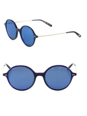 275e1dfda7e OLIVER PEOPLES Corby 51MM Round Mirrored Sunglasses.  oliverpeoples   sunglasses